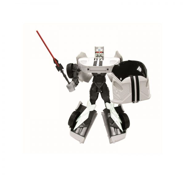ROBOT TRASFORMABILE FORD GT INVINCIBLE HEROES