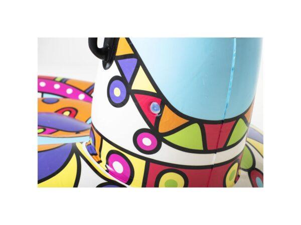 BESTWAY CAVALCABILE POP ART BARCELLONA LAMA 193X151 CM