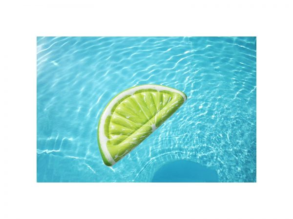 BESTWAY MATERASSINO FASHION 3D LIME 171X89 CM