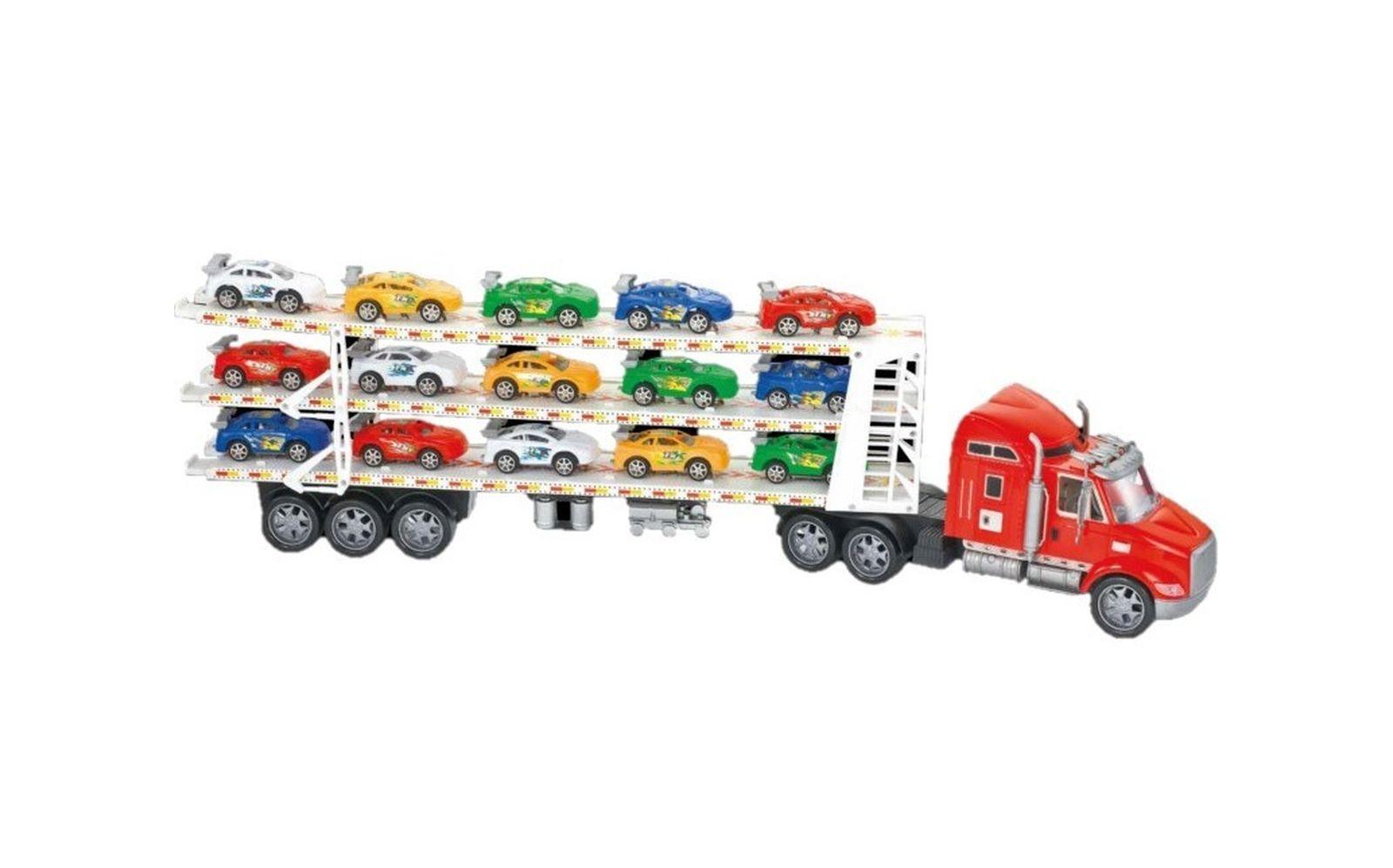 Auto trasportatore racing - MOTOR & CO.
