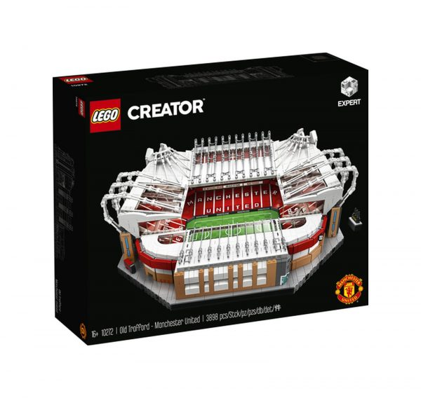 LEGO Creator Expert Old Trafford - Manchester United - 10272 Creator Expert