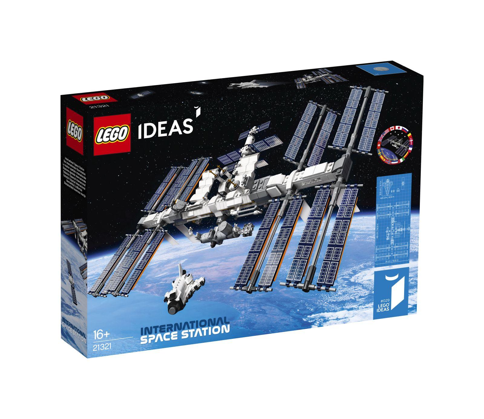 Lego ideas stazione spaziale internazionale - 21321 - Ideas, LEGO IDEAS