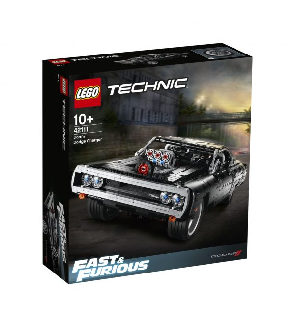 LEGO Technic Dom's Dodge Charger - 42111 TECHNIC