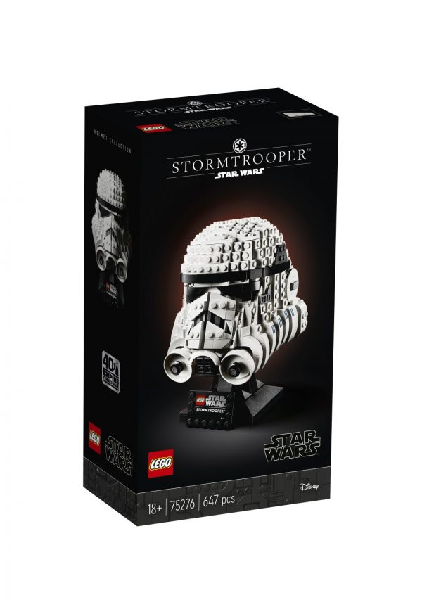 LEGO Star Wars Casco di Stormtrooper - 75276 Star Wars