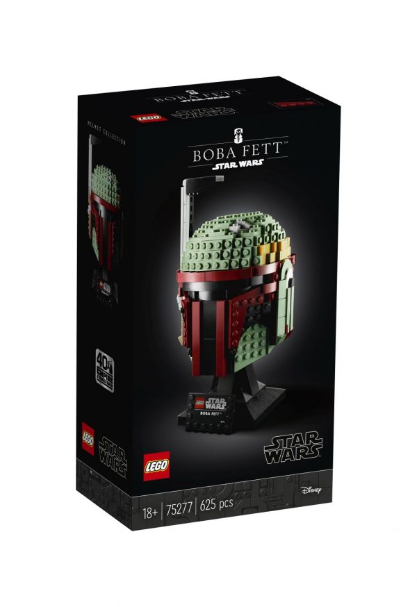LEGO Star Wars Casco di Boba Fett - 75277 Star Wars