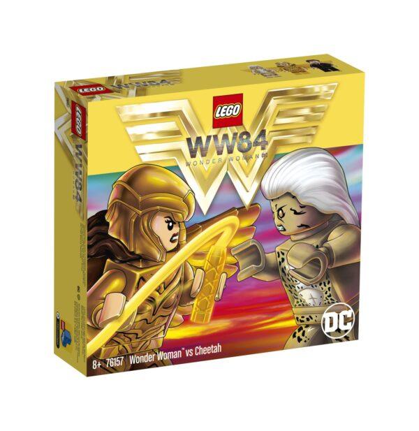 LEGO DC Comics Super Heroes Wonder Woman vs Cheetah - 76157 DC Comics Super Heroes