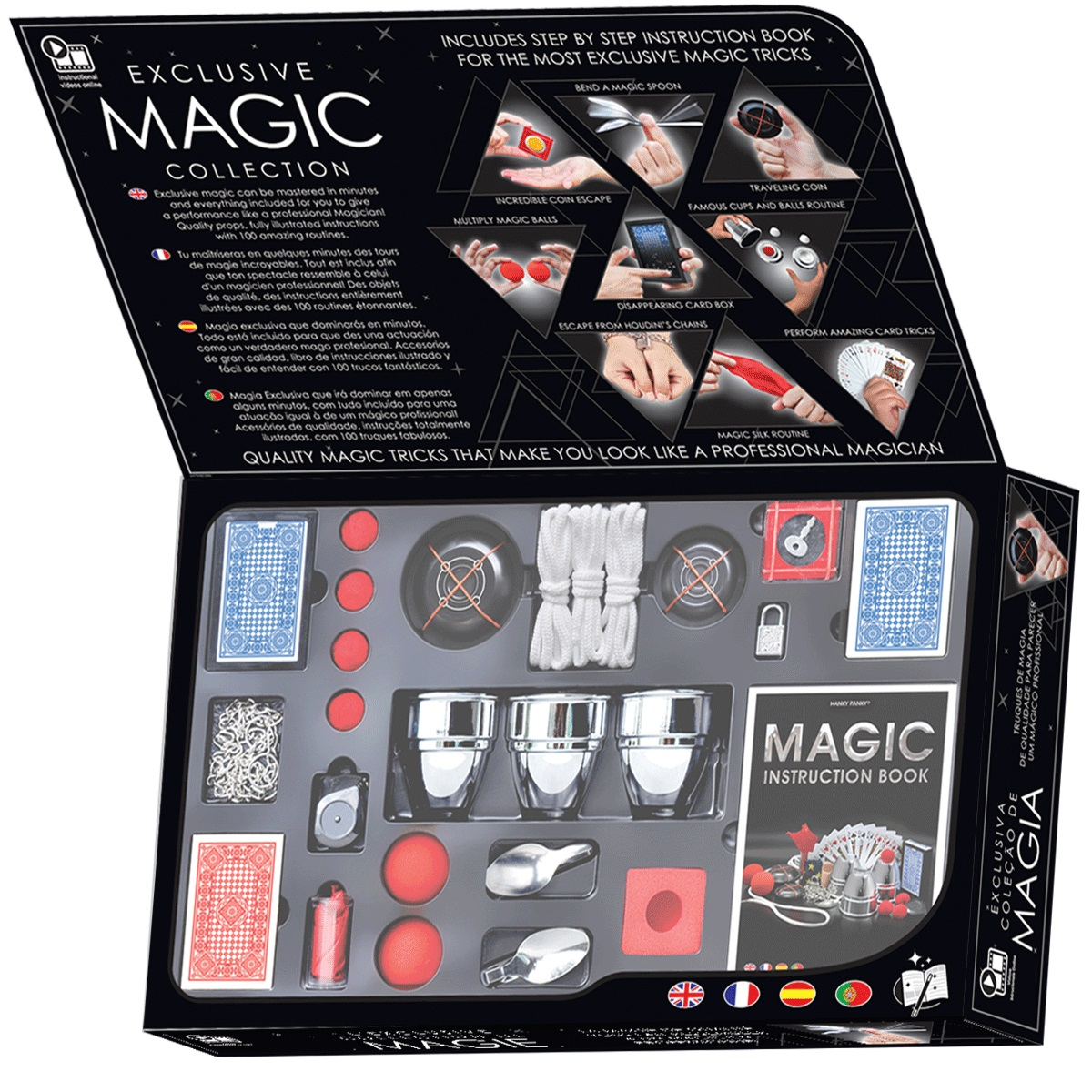 Exclusive magic collection - SUPERSTAR