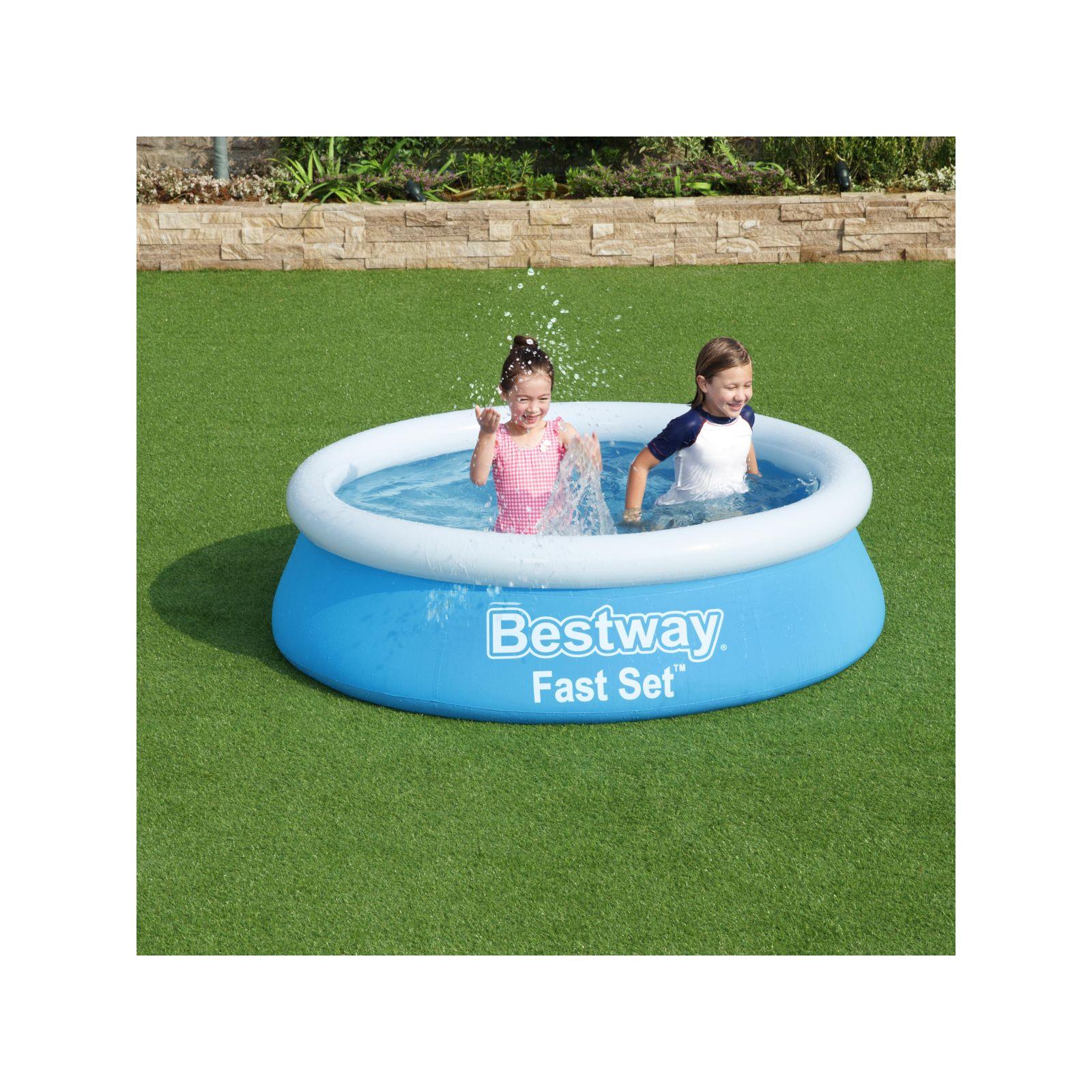 Bestway piscina fast set 183x51 cm -