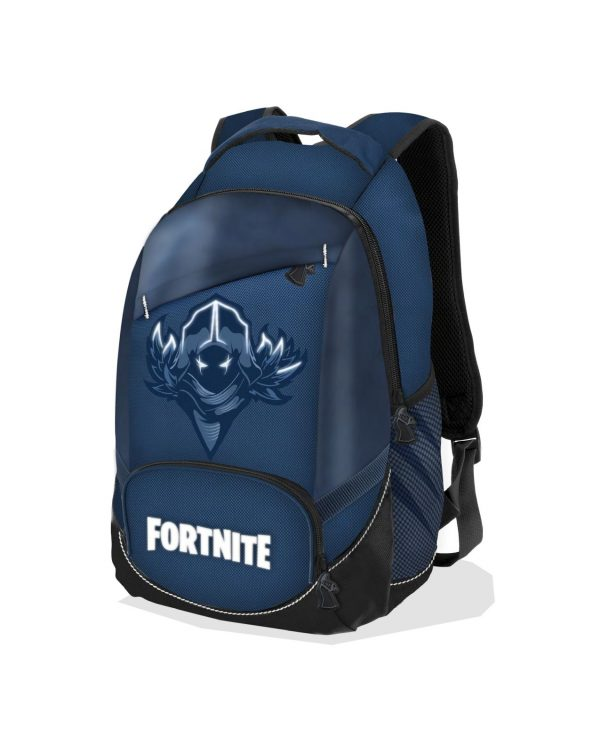 zaino americano FORTNITE RAVEN colore Blu