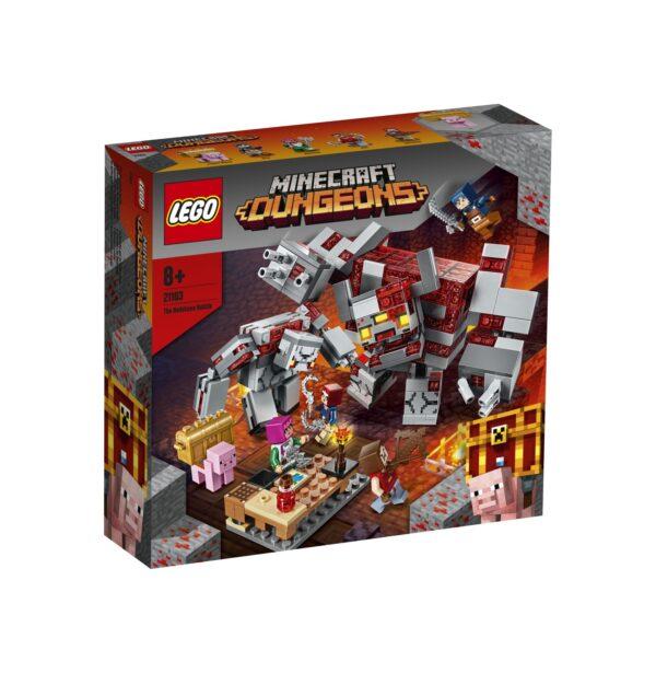 LEGO Minecraft La battaglia della pietrarossa - 21163