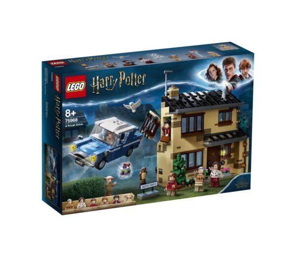 LEGO Harry Potter Privet Drive, 4 - 75968 LEGO® Harry Potter™