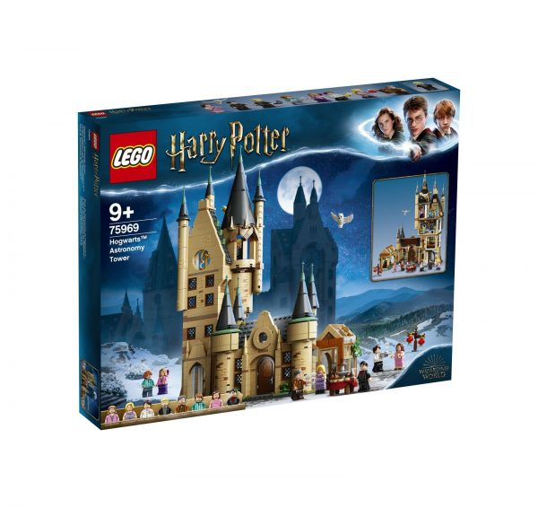 LEGO Harry Potter Torre di Astronomia di Hogwarts - 75969 LEGO® Harry Potter™