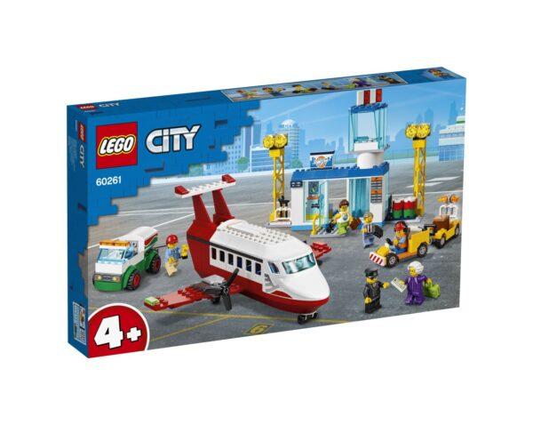LEGO City Aeroporto centrale - 60261 LEGO CITY