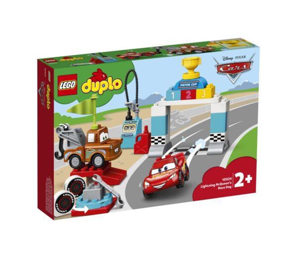 LEGO DUPLO Il giorno della gara di Saetta McQueen - 10924 LEGO DUPLO