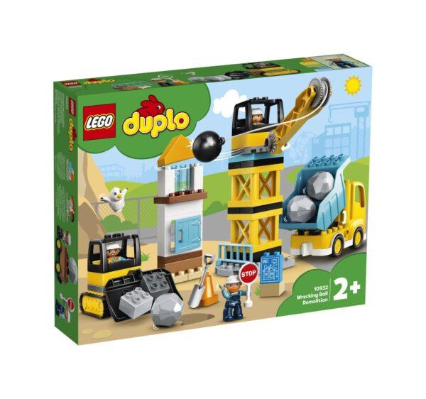 LEGO DUPLO Cantiere di demolizione - 10932 LEGO DUPLO