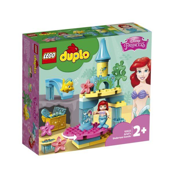 LEGO DUPLO Il castello sottomarino di Ariel - 10922 LEGO DUPLO