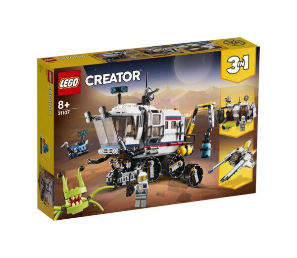 LEGO Creator Il Rover di esplorazione Spaziale - 31107 LEGO CREATOR