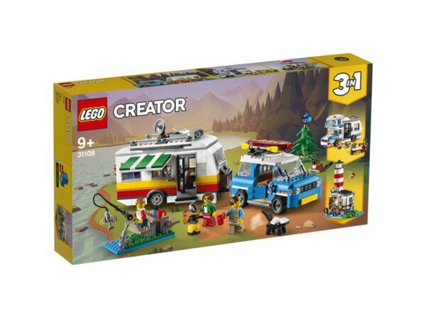 LEGO Creator Vacanze in Roulotte - 31108 LEGO CREATOR