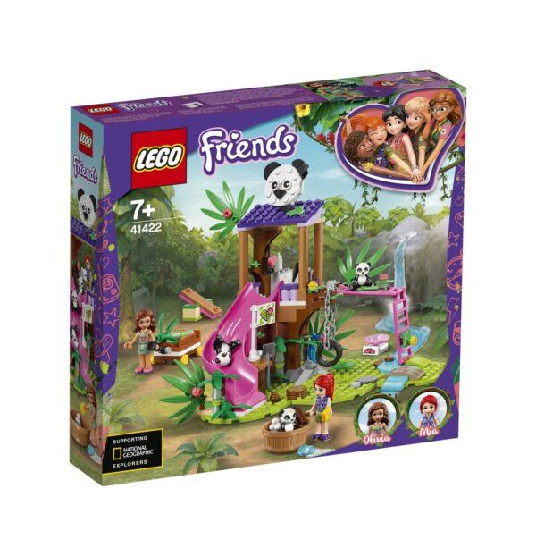 LEGO Friends La casetta sull'albero del panda - 41422 LEGO FRIENDS
