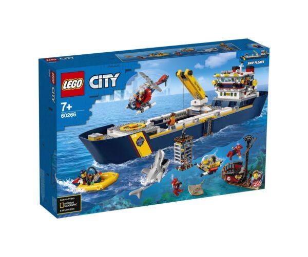 LEGO City Nave da esplorazione oceanica - 60266 LEGO CITY
