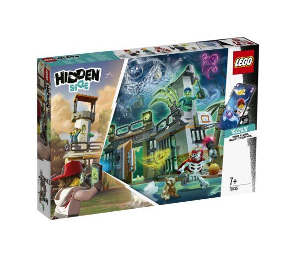 LEGO Hidden Side Prigione abbandonata di Newbury - 70435