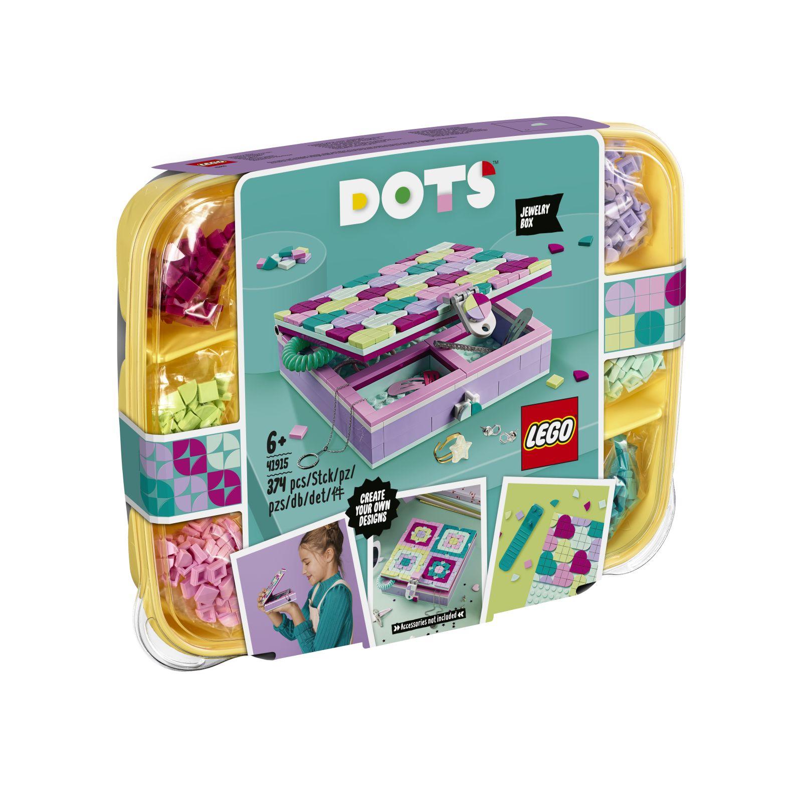 Lego dots box gioielli - 41915 -