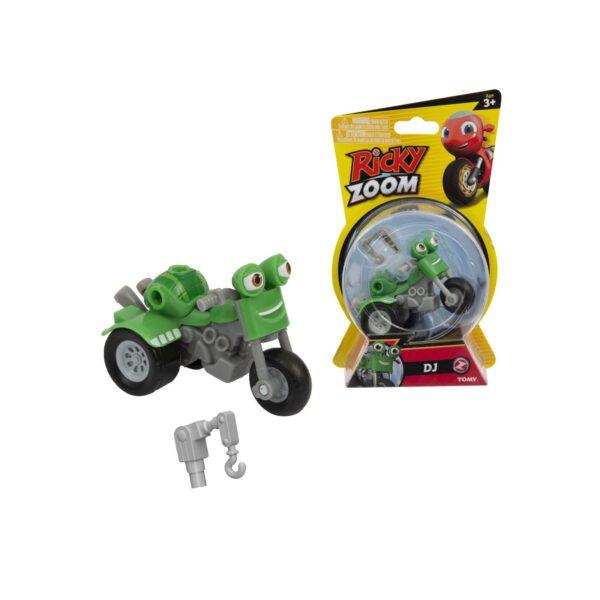 RICKY ZOOM Core Racer DJ