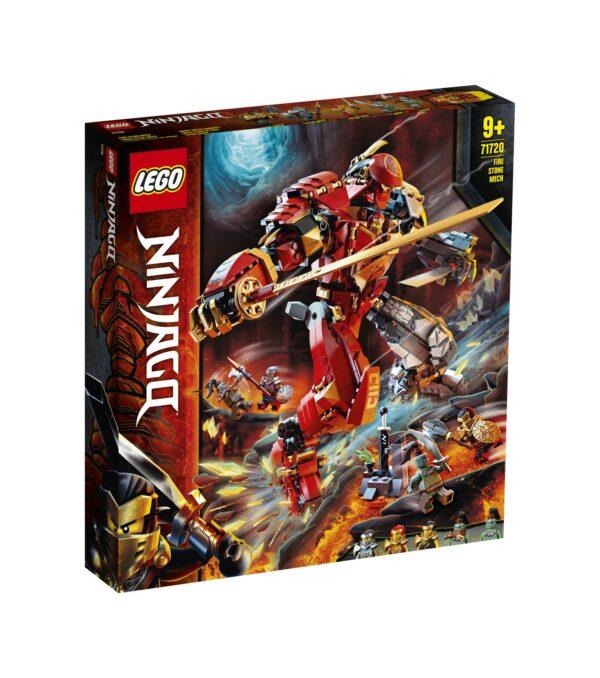 LEGO NINJAGO Mech Pietra-Fuoco - 71720 LEGO NINJAGO