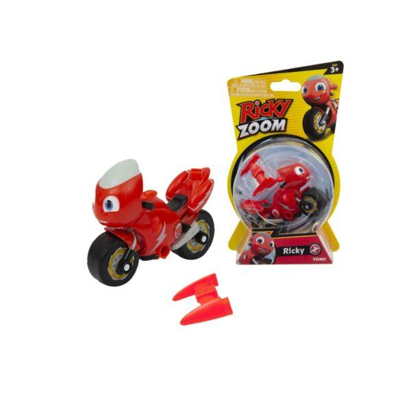 RICKY ZOOM Core Racer Ricky
