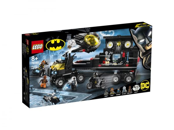 LEGO DC Comics Super Heroes Bat-base mobile - 76160 DC COMICS, DC Comics Super Heroes
