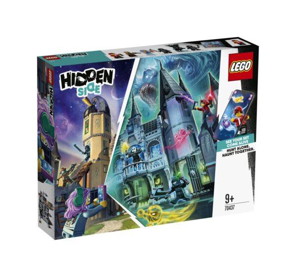 LEGO Hidden Side Il Castello Misterioso - 70437