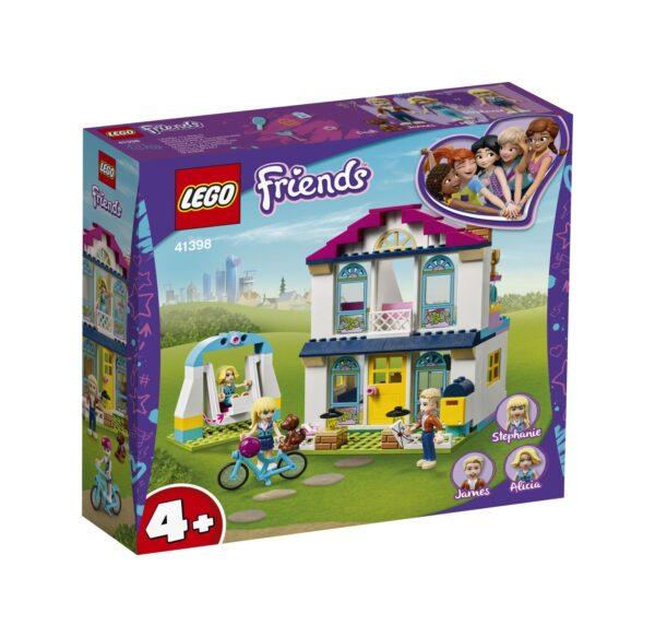 LEGO Friends La casa di Stephanie 4+ - 41398 LEGO FRIENDS