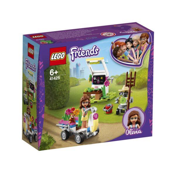 LEGO Friends Il giardino dei fiori di Olivia - 41425 LEGO FRIENDS