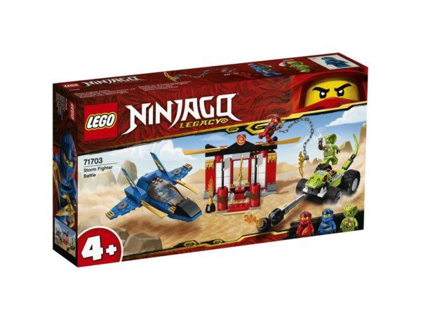 LEGO NINJAGO Battaglia sullo Storm Fighter - 71703 LEGO NINJAGO