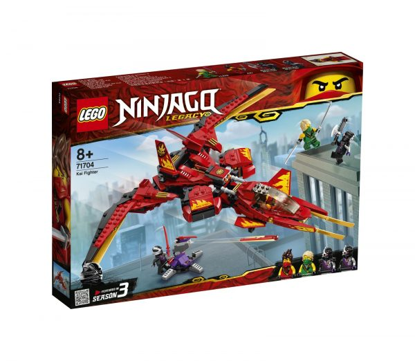 LEGO NINJAGO Fighter di Kai - 71704 LEGO NINJAGO