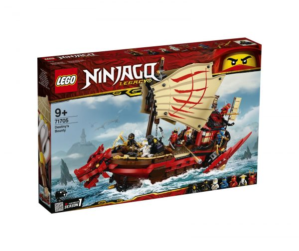 LEGO NINJAGO Bounty del Destino - 71705 LEGO NINJAGO