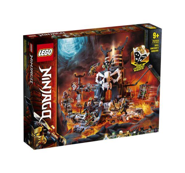 LEGO NINJAGO Le segrete dello Stregone Teschio - 71722 LEGO NINJAGO