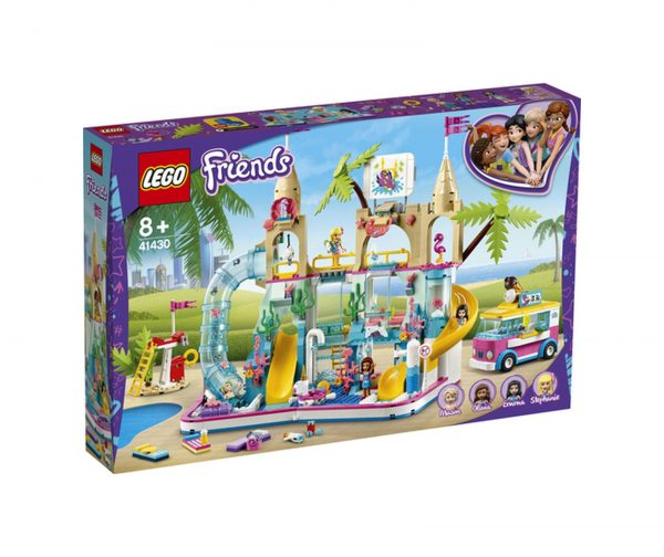 LEGO Friends Divertimento estivo al parco acquatico - 41430 LEGO FRIENDS