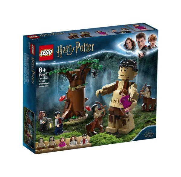 LEGO Harry Potter La foresta proibita: l'incontro con la Umbridge - 75967 LEGO® Harry Potter™