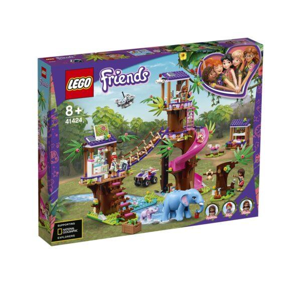 LEGO Friends Base di soccorso tropicale - 41424 LEGO FRIENDS