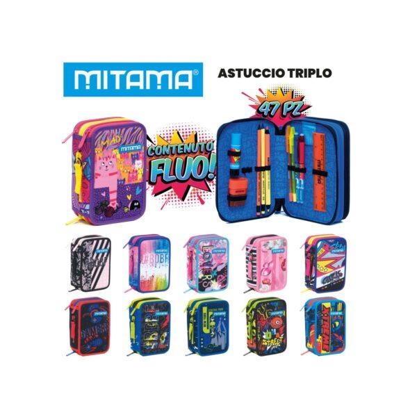 Astucci Mitama TRIPLO Girl Boy