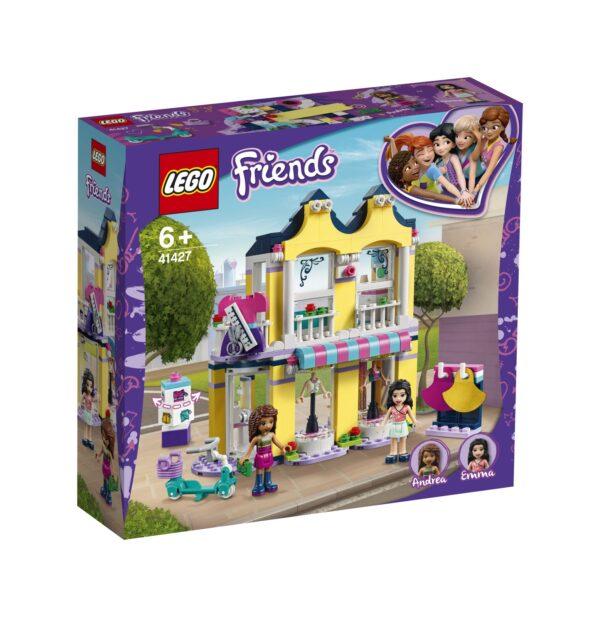 LEGO Friends Il negozio fashion di Emma - 41427 LEGO FRIENDS