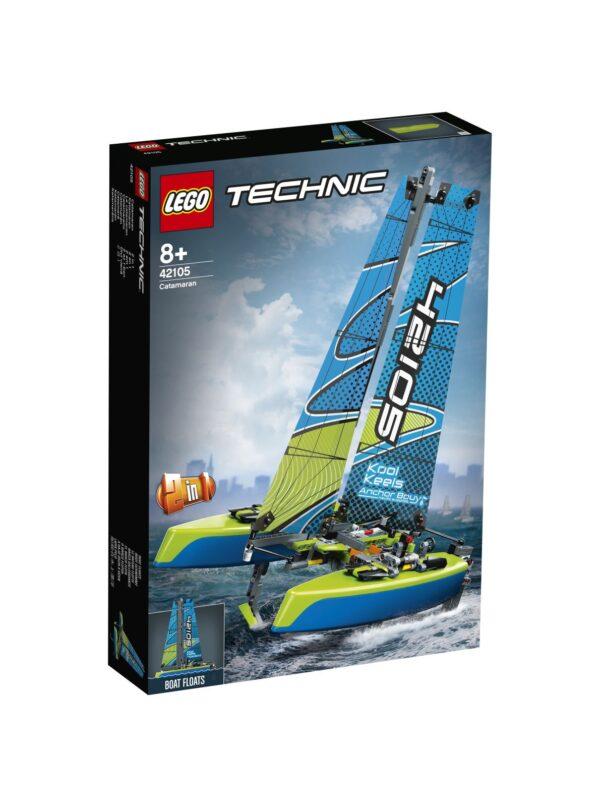 LEGO Technic Catamarano - 42105 LEGO TECHNIC