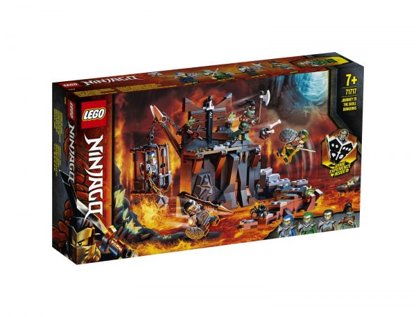 LEGO NINJAGO Viaggio nelle Segrete dei Teschi - 71717 LEGO NINJAGO
