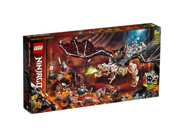 LEGO NINJAGO Drago dello Stregone Teschio - 71721 LEGO NINJAGO