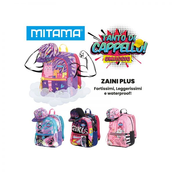 Zaino Mitama PLUS Girl