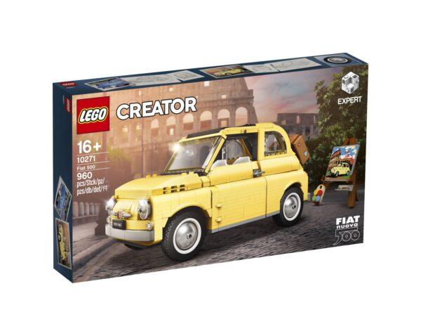 LEGO Creator Expert Fiat 500 - 10271 LEGO CREATOR