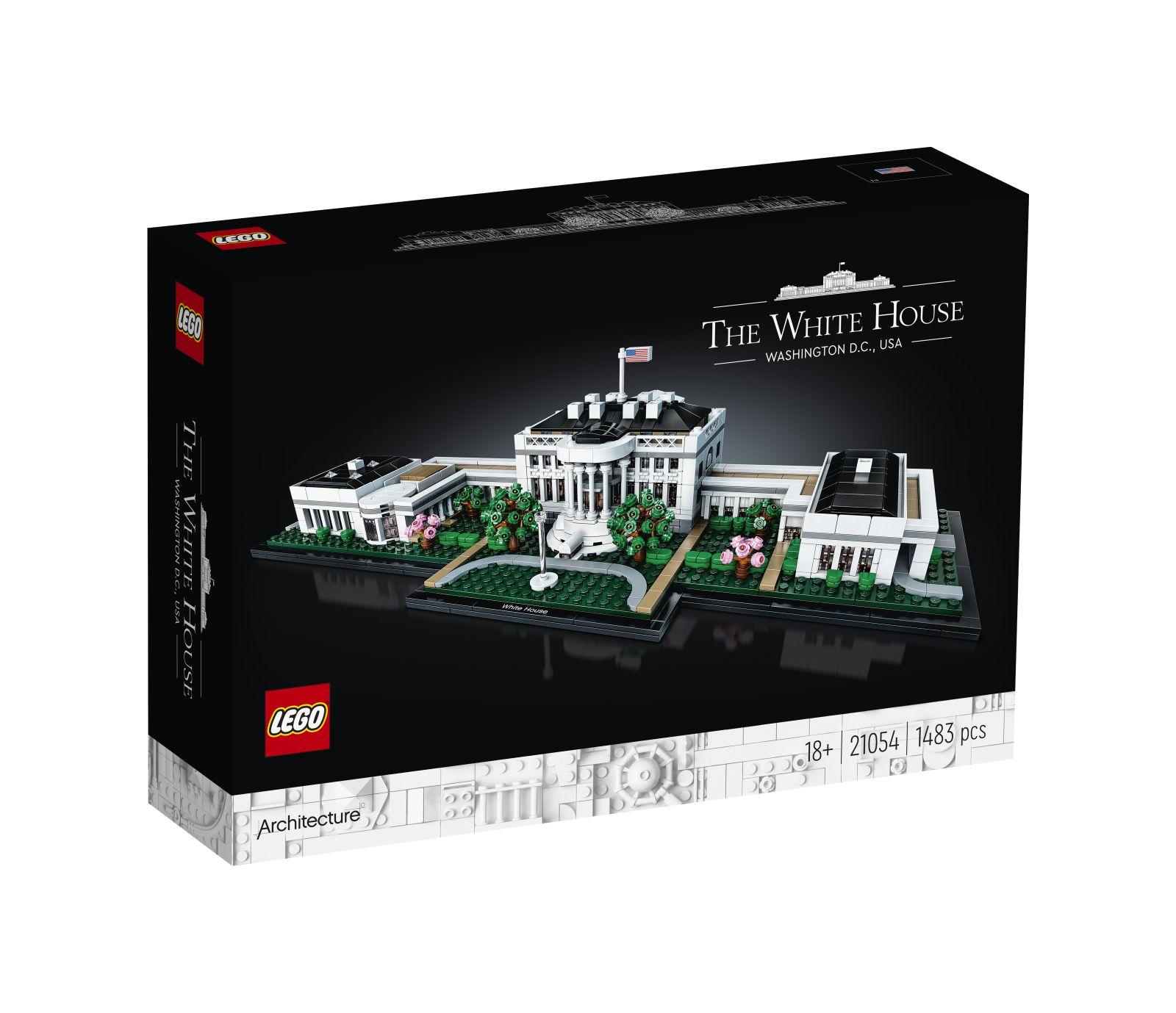 Lego architecture la casa bianca - 21054 - LEGO ARCHITECTURE