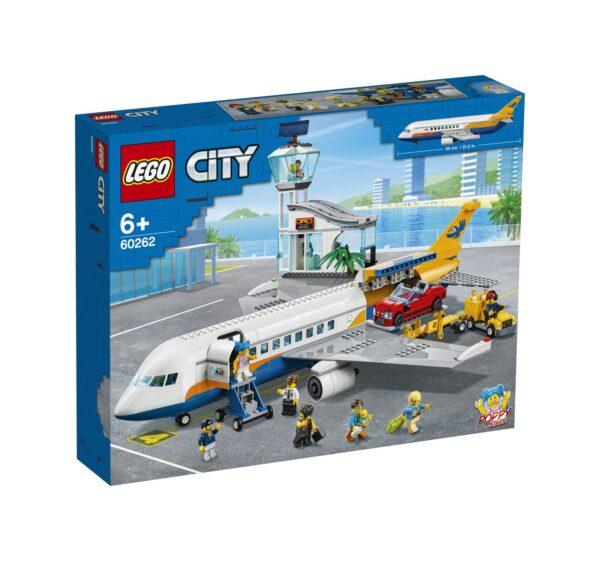 LEGO City Aereo passeggeri - 60262 LEGO CITY