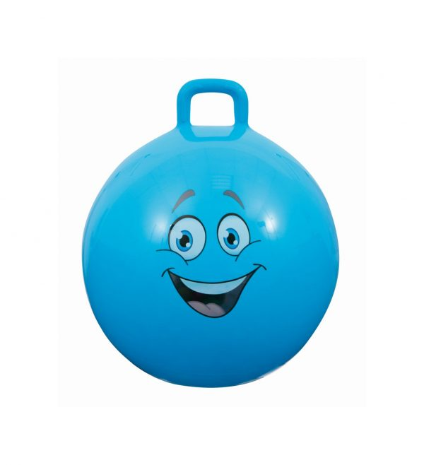 BOUNCY BALL AZZURRA